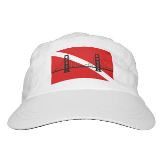 SF Scuba Diving Group logo hat