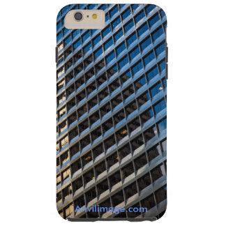 SF Skyscraper Reflection iPhone 6 Plus Tough Case