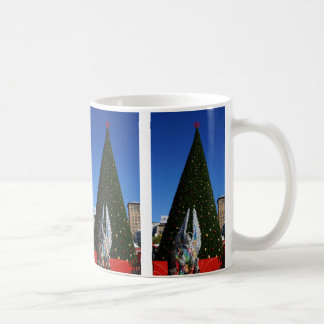 SF Union Square Christmas Tree Mug