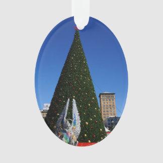 SF Union Square Christmas Tree Ornament