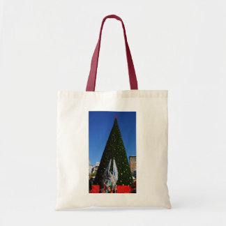 SF Union Square Christmas Tree Tote Bag
