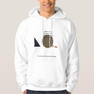SFC: The heroes don't always get away! Sweatshirt