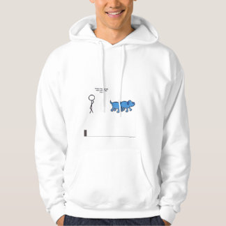 SFC: These dogs are sniffing each other too close! Sweatshirts