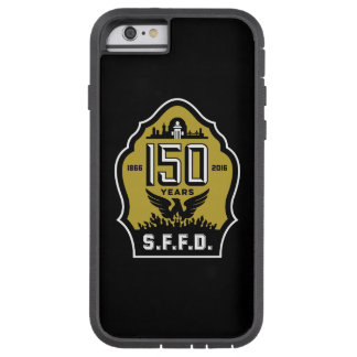 SFFD 150 iPhone 6/6s, Firehouse Case