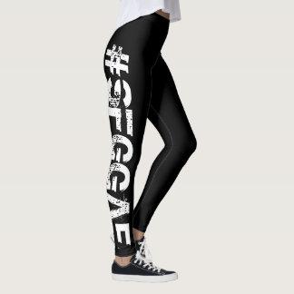 SFGGAE Black Leggings