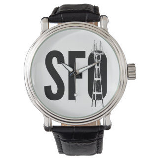SFO (San Francisco) Sutra Tower Watch