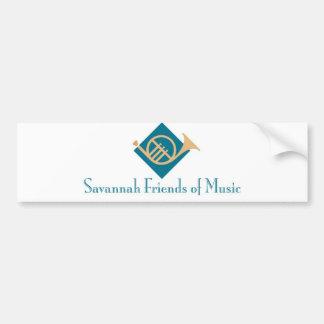 SFOM Bumpersticker Bumper Sticker