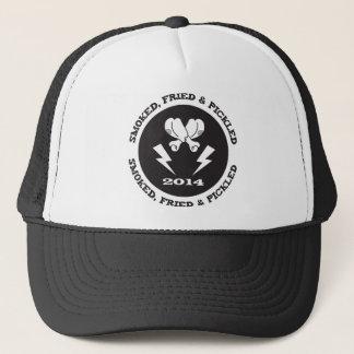 SFP'ed Mesh Trucker Hat