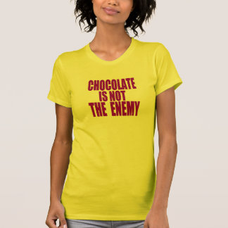 SFWI - Chocolate is not the enemy T-Shirt