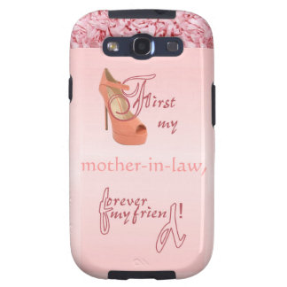 SG3High Stepper - First My Mother-in-law Samsung Galaxy SIII Cover