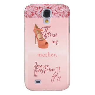 sG4High Stepper - First My Mother Samsung Galaxy S4 Cases