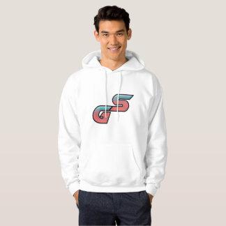 SG logo Hoodie White