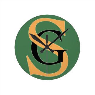SG Traditional Clock