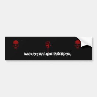 SGH Bumper Sticker 3