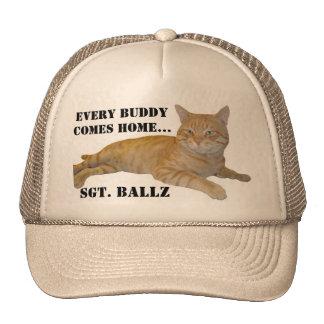 SGT. BALLZ HAT