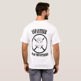 SGT.DUCKY CLASSIC B/W (INFANTEER) T-Shirt