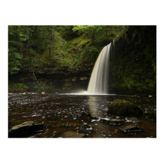 Sgwd Gwladys Waterfall 1 Postcard
