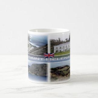 SH Saint Helena - Coffee Mug