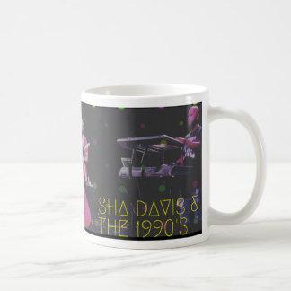 Sha Davis & The 1990's Coffee Mug