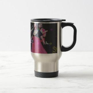 Sha Davis & The 1990's Travel Mug