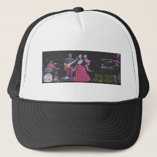 Sha Davis & The 1990's Trucker Hat