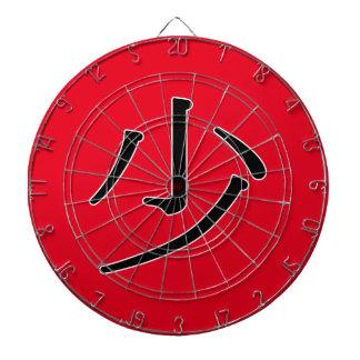 shào or shǎo - 少 (young) dartboards