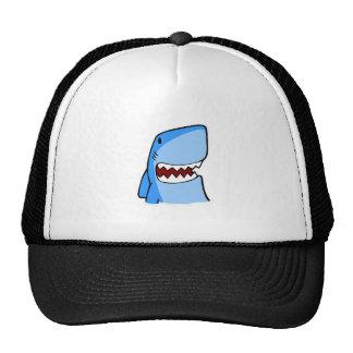 Shaaark profile trucker cap trucker hat