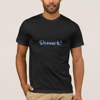 Shaaark! Title t-shirt