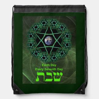 Shabbat - Earth Day Backpacks