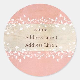 Shabby Chic Address Labels