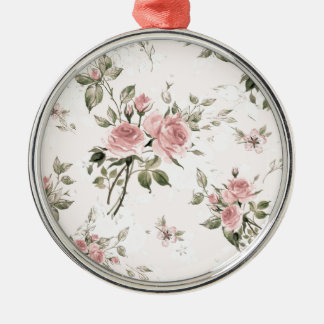 Shabby chic, french chic, vintage,floral,rustic, metal ornament