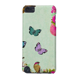 Shabby chic, french chic, vintage,floral,rustic,mi iPod touch (5th generation) case
