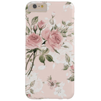 Shabby chic, french chic, vintage,floral,rustic,pi barely there iPhone 6 plus case