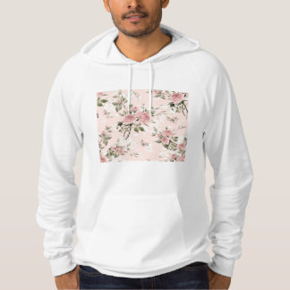 Shabby chic, french chic, vintage,floral,rustic,pi hoodie