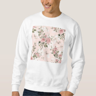Shabby chic, french chic, vintage,floral,rustic,pi sweatshirt