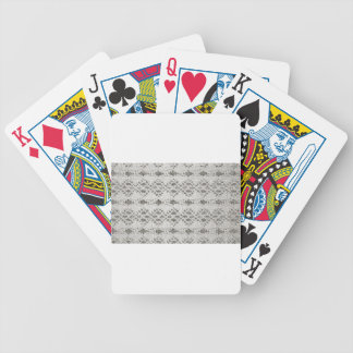 Shabby Chic Vintage Lace Designs Bicycle Playing Cards