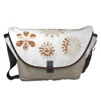 Shabby Flowers Commuter Bag