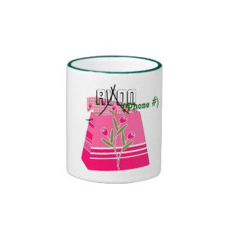 Shabby Rose Avon Mug