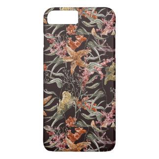 Shabby Sea Life Pattern iPhone 7 Plus Case