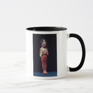 Shabti figure of the king mug