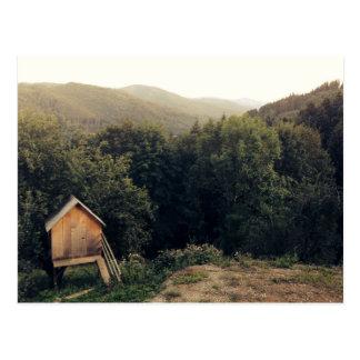 shack postcard