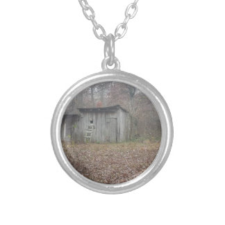 Shack Silver Plated Necklace