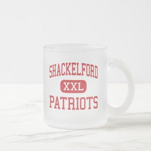 Shackelford - Patriots - Junior - Arlington Texas Mugs