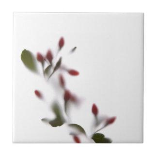Shade flowers #2 tile