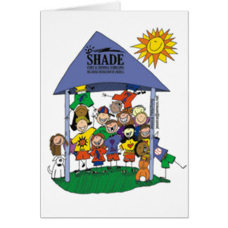 SHADE Foundation Card