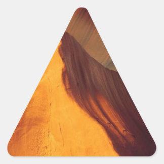 Shade Master 1 Triangle Sticker