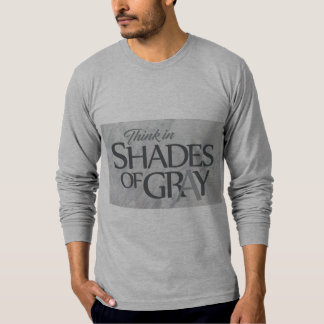 Shade of Gray Tee