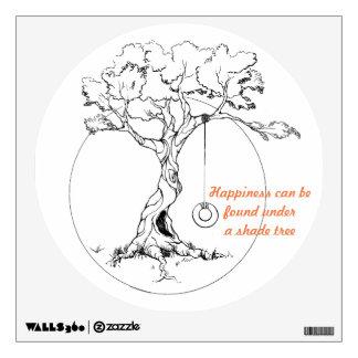 Shade Tree Decal