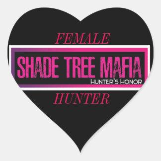SHADE TREE MAFIA /HUNTER'S HONOR: STICKER