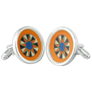 Shade Your Eyes From Year Round Sun-Links Cuff Links